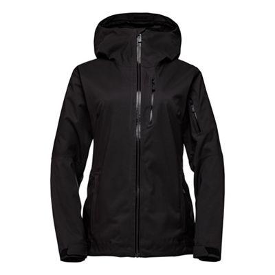 Black Diamond Women's BoundaryLine Mapped Jacket