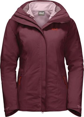 Jack Wolfskin Women's Kiruna 3 In 1 Jacket