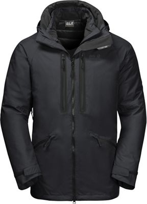 Jack Wolfskin Men's Mount Rainier Parka