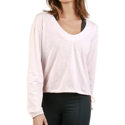 Vimmia Women's Isle Rounded Vee Pullover