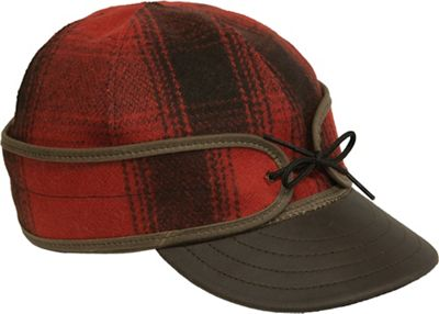 Stormy Kromer The Original With Leather