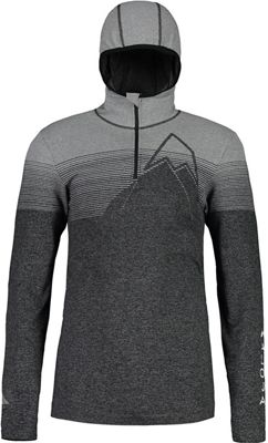 Maloja Men's ValairM. Hooded Long Sleeve Multisport Jersey
