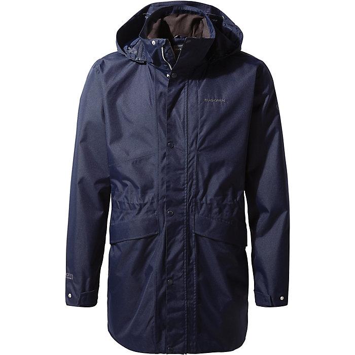 Details about  /Craghoppers Brae Waterproof Jacket