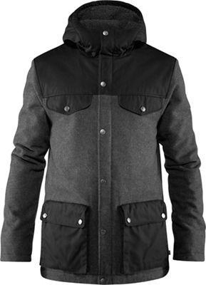 Fjallraven Men's Greenland Re-Wool Jacket