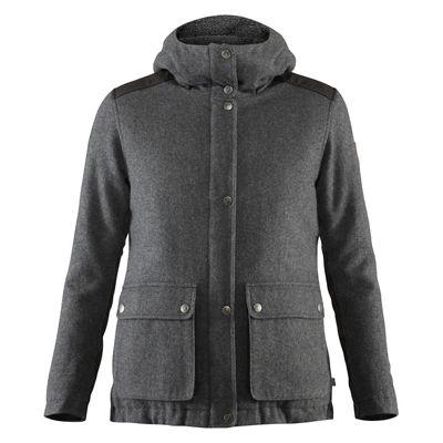 Fjallraven Women's Greenland Re-Wool Jacket