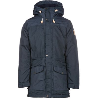 Fjallraven Men's Singi Wool Padded Parka