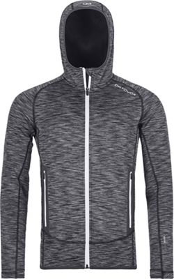 Ortovox Men's Fleece Space Dyed Hoody