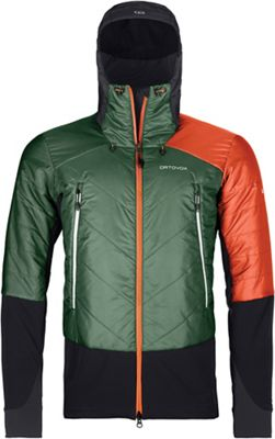 Ortovox Men's Swisswool Piz Palu Jacket