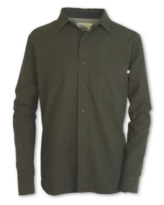 Purnell Men's Chamois Button-Up