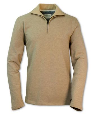 Purnell Men's Monarch Half-Zip Fleece Pullover