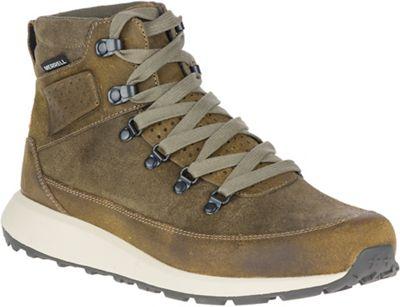 Merrell Men's Ashford Classic Chukka Leather Shoe