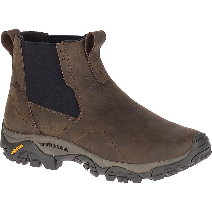 Merrell Mens Moab Polar Waterproof Winter Boot
