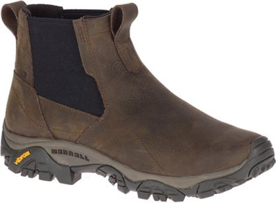 Merrell Men's Moab Adventure Chelsea Polar Waterproof Shoe