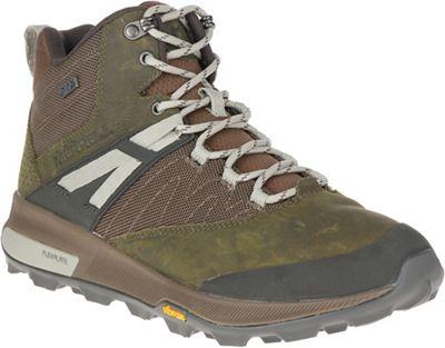 Merrell Men's Zion Mid Waterproof Shoe