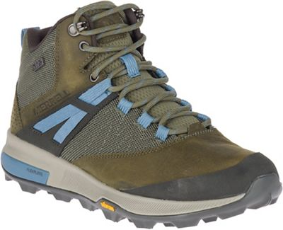Merrell Women's Zion Mid Waterproof Shoe