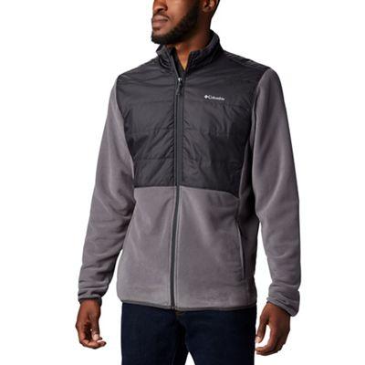 Columbia Men's Basin Butte Fleece Full Zip Jacket