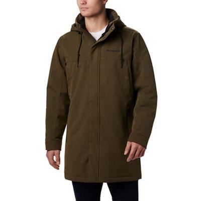 Columbia Men's Boundary Bay Long Jacket