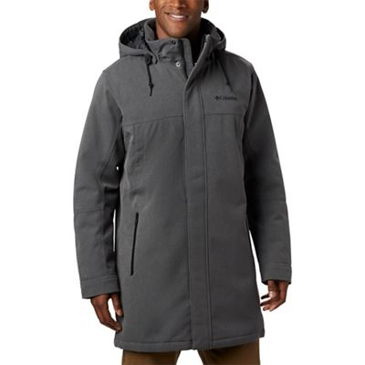 Columbia Men's Boundary Bay Long Jacket