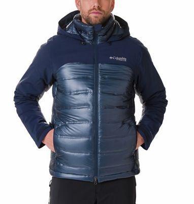 Columbia Men's Titanium Heatzone 1000 TurboDown II Jacket