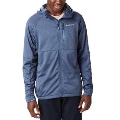 Columbia Men's Outdoor Elements Hooded Full Zip