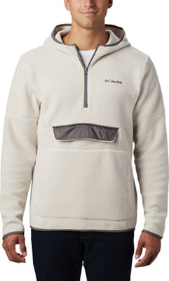 Columbia Men's Rugged Ridge Sherpa Pullover Hoodie