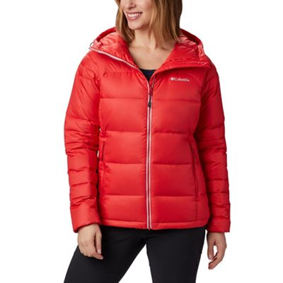 Columbia Women's Centennial Creek Down Hooded Jacket