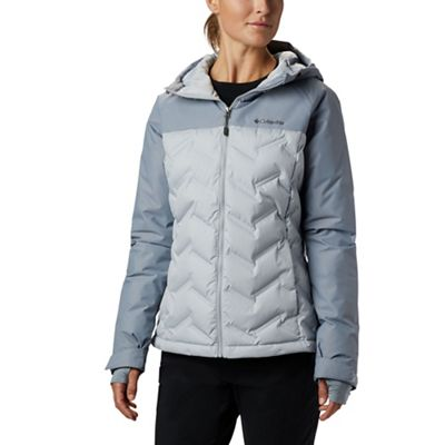 Columbia Women's Grand Trek Down Jacket