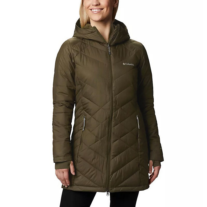 8449161698a Columbia Women's Heavenly Long Hybrid Jacket. Double tap to zoom