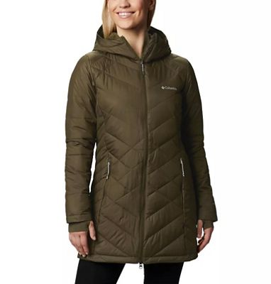 Columbia Women's Heavenly Long Hybrid Jacket