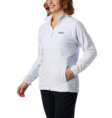 Columbia Women's Basin Trail Fleece Full Zip