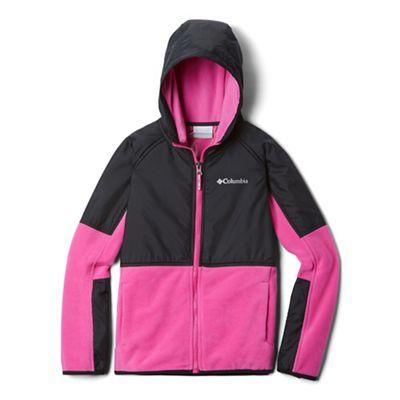 Columbia Youth Basin Butte Fleece Full Zip Jacket