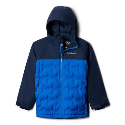 Columbia Kid's Grand Trek Down Jacket
