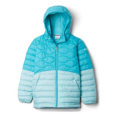 Columbia Girls' Humphrey Hills Puffer Jacket