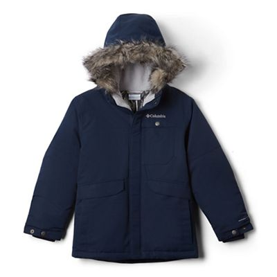 Columbia Boys' Nordic Strider Jacket