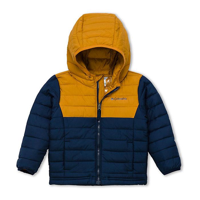 Columbia Boys Powder Lite Hooded Jacket
