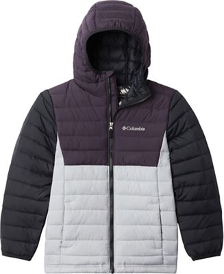 Columbia Boys' Powder Lite Boys Hooded Jacket