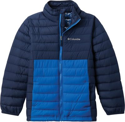 Columbia Boys' Powder Lite Boys Jacket
