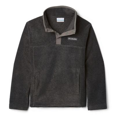 Columbia Youth Steens Mtn1/4 Snap Fleece Pull-Over