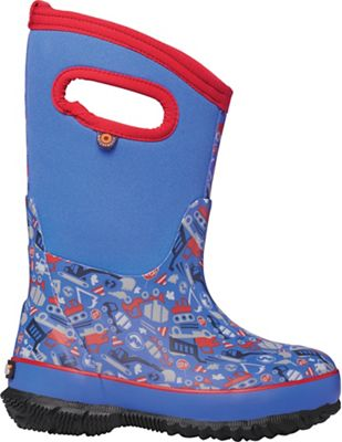 Bogs Kids' Classic Construction Boot