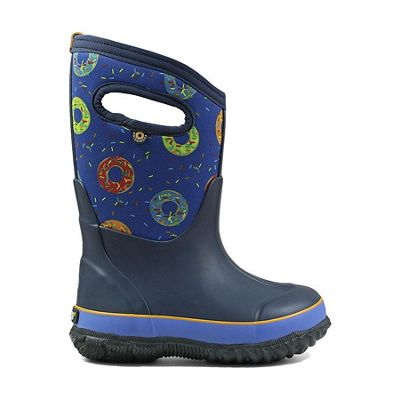 Bogs Kids' Classic Design A Boot - Donuts