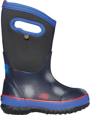 Bogs Boys' Classic Funprint Boot