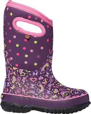 Bogs Kids' Classic Rainbow Boot