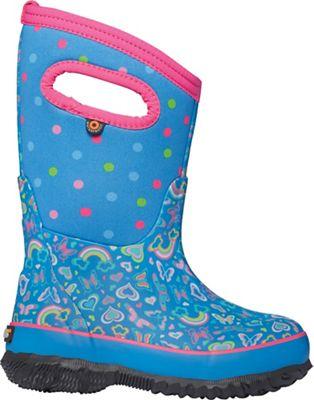 Bogs Kids' Classic Rainbow Boot