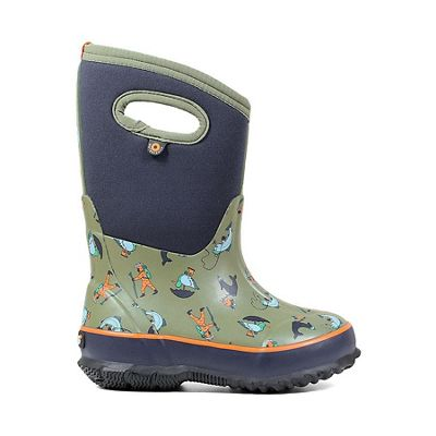 Bogs Kids' Classic X David Rollyn Boot