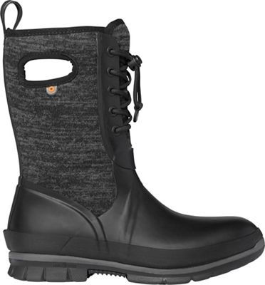 Bogs Women's Crandall Lace Knit Boot