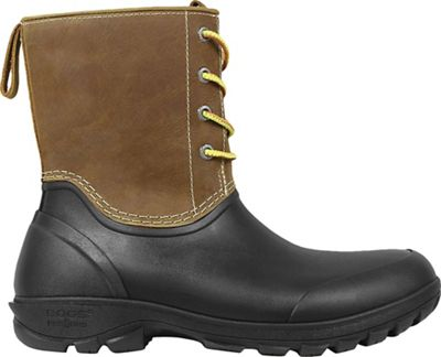 Bogs Men's Sauvie Snow Leather Boot