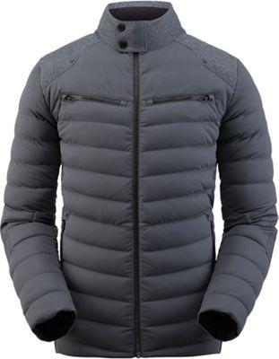Spyder Men's Alpine Stretch Down Jacket