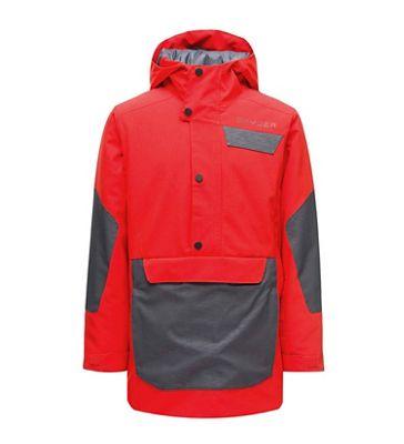 Spyder Boys' Finn Anorak Jacket