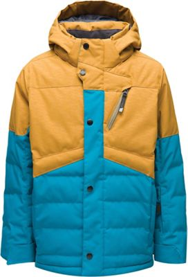 Spyder Boys' Trick Synthetic Down Jacket