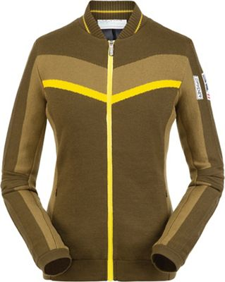 Spyder Women's USST Era GTX Infinium Full Zip Sweater